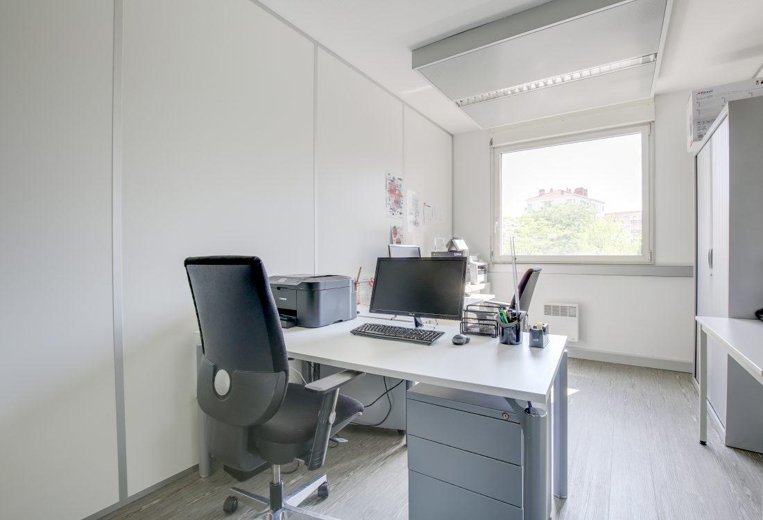 bureau centre d'affaires Lyon