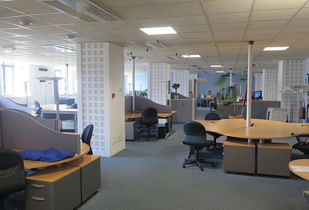 espace de coworking Saint Etienne