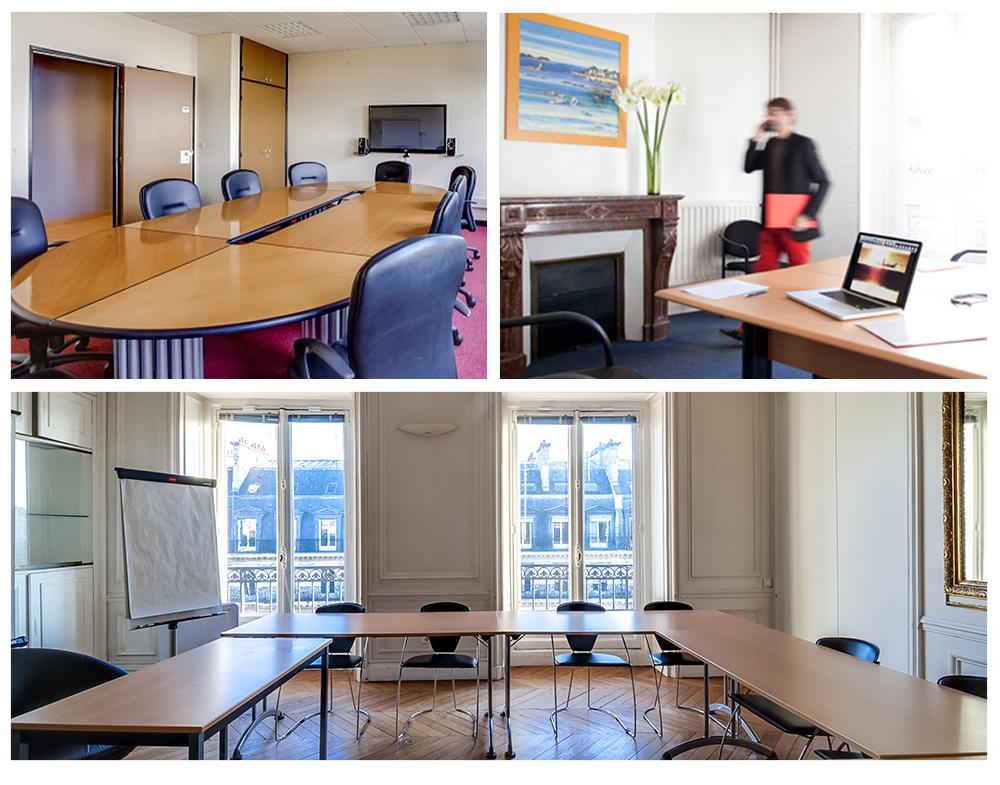 location salle de réunion paris